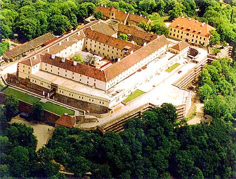 Znalezione obrazy dla zapytania špilberk castle