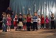 Školní představení dětí ze Školičky FI MU