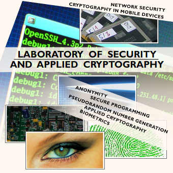Laboratory of security and applied cryptography