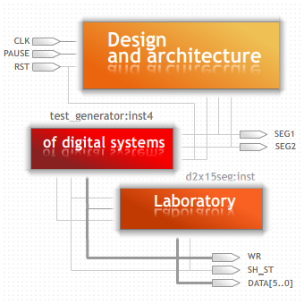 Design and Architecture of Digital Systems Laboratory