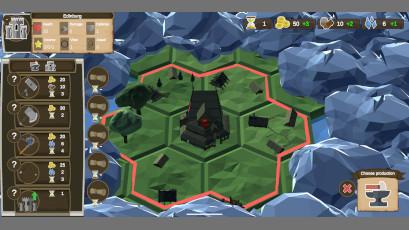 HexLands - screenshot from game
