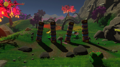 LostInTheJungle - screenshot from game