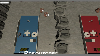 Mineracer - screenshot from game