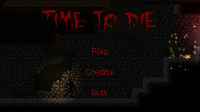 Time to Die - screenshot from game