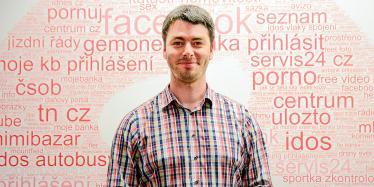 Photo of Roman Dušek by Martina Fojtů / CC-BY