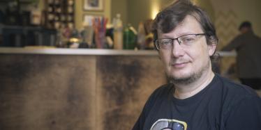 Vladimír Chvátil, Photo: Dagmar Husárová / CC-BY