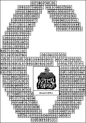šifra 3, kliknutím zobrazíte větší obrázek